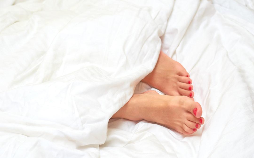 Sleep Looks Good on You
