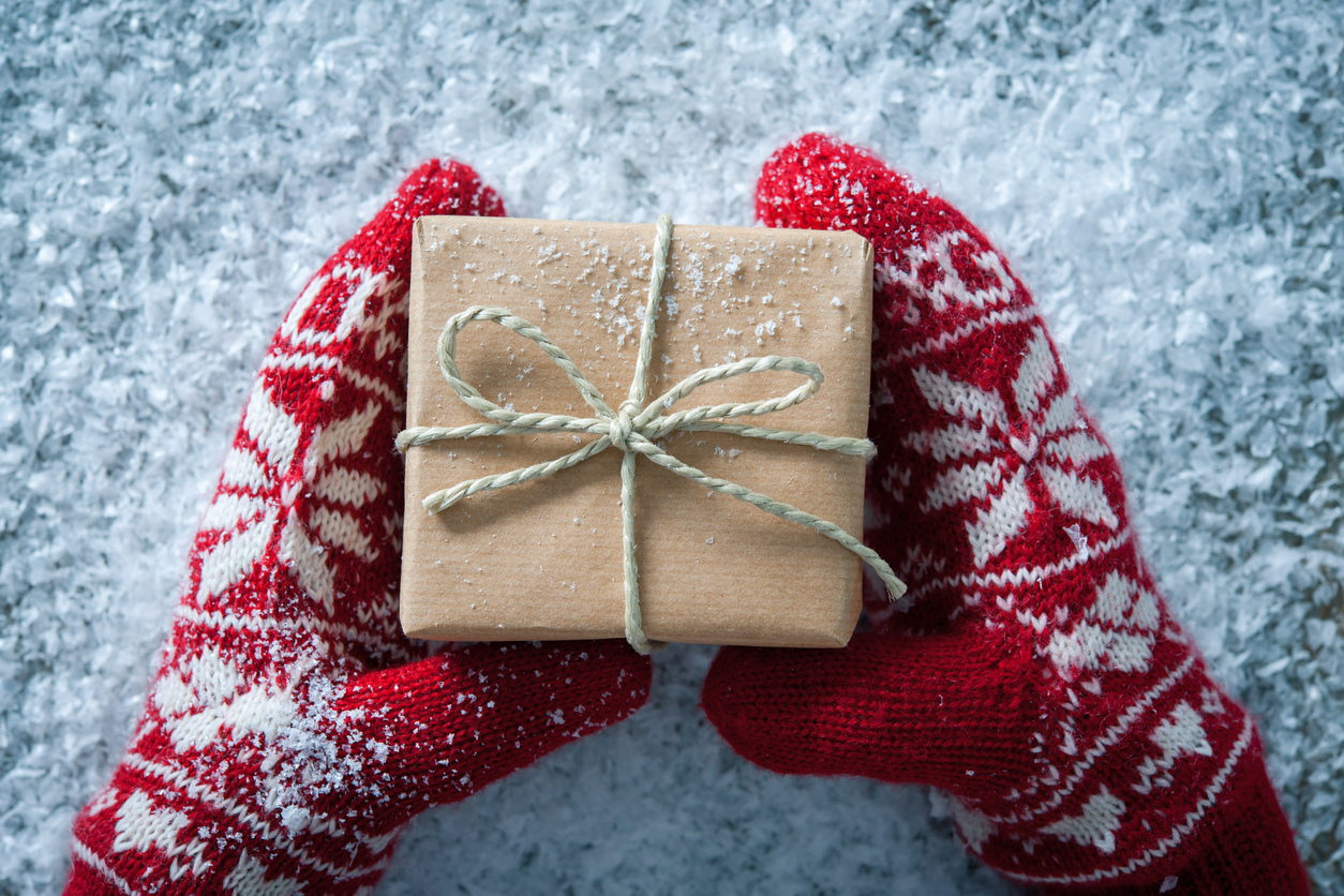 Give the Gift of Calm