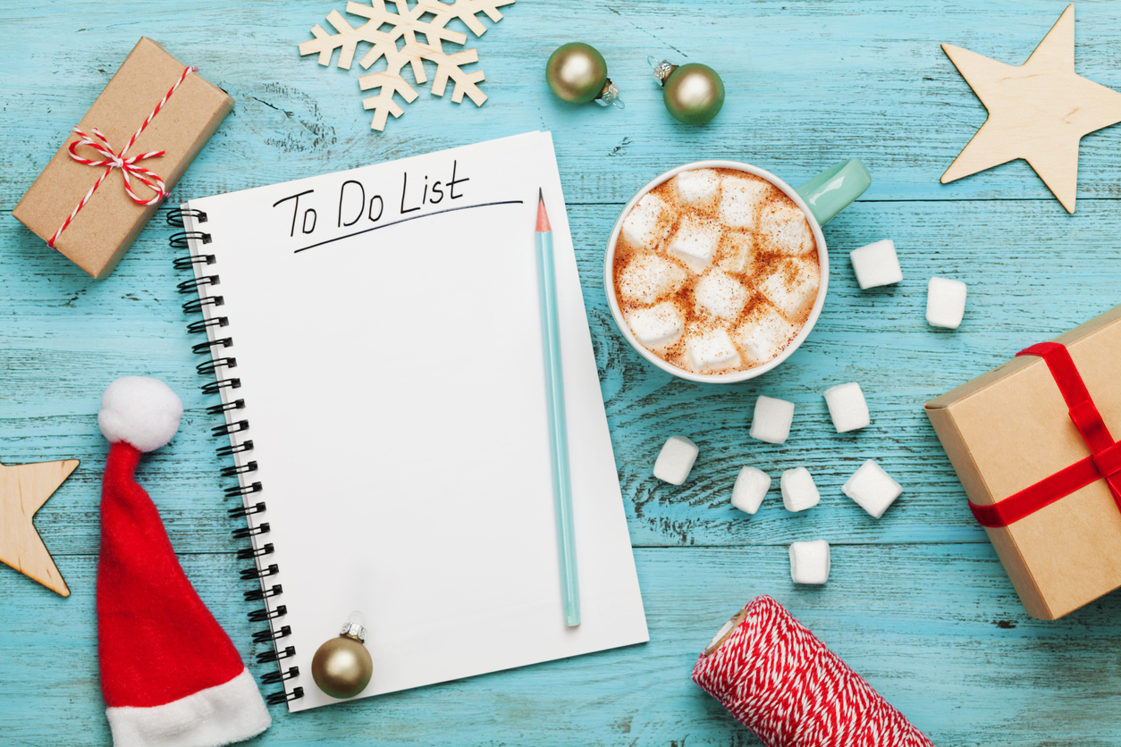 Trusting Your Intuition and Spreading Holiday Cheer